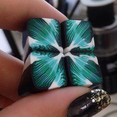 Patternmaking in polymerclay. So much fun! Mönstertillverkning i cernitlera… …