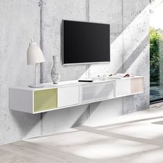 Montana Hi-fi - Tannum Montana Furniture, Tv Furniture, Minimalist Design, Modern Design, Tv Shelf, Tv Decor, Home Decor, Interior Decorating, Interior Design