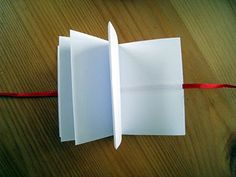 Easy book making for kids from 4 Crazy Kings kids craft blog.