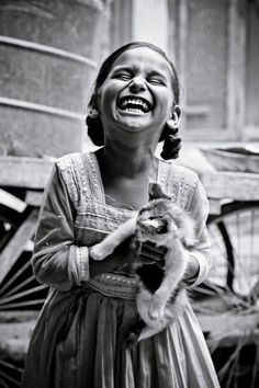 """More laughter. Photo """"Pure Laughter"""" by Amith Nag.""""Laughter is at its purest when seen in children. Beautiful Smile, Beautiful Children, Perfect Smile, Smile Face, Make You Smile, Smile Photo, Smiles And Laughs, People Of The World, Photo Contest"""