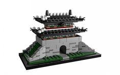 LEGO Architecture Landmark Series: Sungnyemun