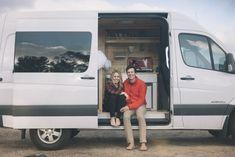 BLOG POST: Roll with Janna & John in a Sprinter van