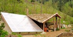$300 Underground Greenhouse Grows Your Food Year-Round... - http://www.ecosnippets.com/gardening/underground-greenhouse-grows-food-year-round/