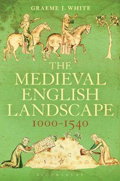 The Medieval English Landscape, 1000-1540 by Graeme J. White https://www.amazon.co.uk/dp/B00BGPKD64/ref=cm_sw_r_pi_dp_x_t6Qeyb4T877AE