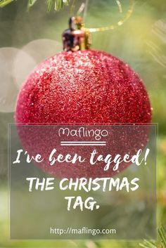 The Christmas Tag. I've been tagged to answer questions about my Christmas and why it's special. My favourite films, food, memories & thoughts on Father Christmas are shared