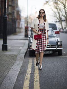 LFW Tweed y más tweed #LFW #fashion #streetstyle #Chanel #Valentino #Dior #Chloé #TimurEmek #lifestyleblogger #fashionblogger #moalmada