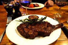 Chop Shop, great steaks!