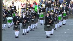 Scottish Bagpipes & Drums - Kirkcudbright & District Pipe Band