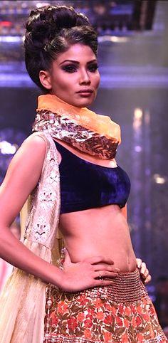 Manish Malhotra, Sabyasachi, Velvet Tops, Color Combos, Festive, Indian, Winter, Design, Style