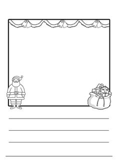 Boże Narodzenie - List do Mikołaja 6 Boże Narodzenie Grudzień List do Mikołaja Mikołajki Święta i pory roku