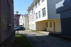 Старый город - Клайпеда.