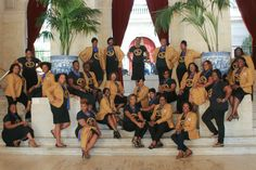 My beautiful Sorors of Delta Omicron Sigma Alumnae Chapter. #DOSproud