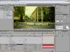 After Effects Tutorial - Create 3D Text onto live action Footage HD - YouTube