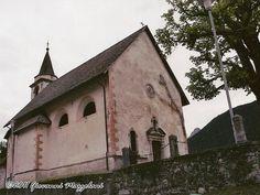 Chiesa di Vodo di Cadore Belluno Dolomiti Veneto Italia