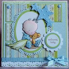 A Scrapjourney: Welcome Baby