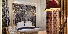 Hotel du Petit Moulin, Paris - Hotel design le Marais