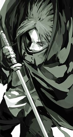 Naruto Badass Sasuke by zyop111 Seriously, the art of this dude is insanely good.