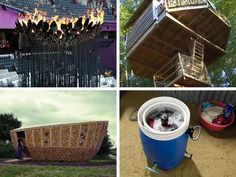 The Week In Design: From TreeHouses to Washing Machines, With a Visit to the Olympics
