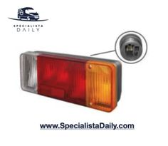 Stop Posteriore Dx - Iveco Daily 89 al 99 - 500356782 – Specialista Daily