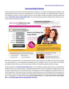 Multiracial people do well on internet dating sites