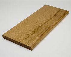 Bullnose Solid Oak Skirting Architrave, Solid Oak, Flooring, Wood Flooring, Floor