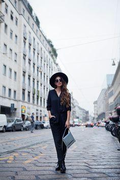 Milan Fashion Week: The Perfect Scenery