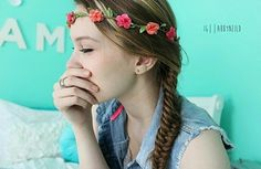 ♡flower crowns♡