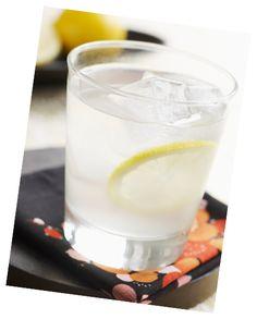 P.F. Chang's Coconut Lemon Sour: 1.5 oz Pearl Coconut Vodka, 2.5 oz Coconut Water, 0.75 oz lemon juice, 0.75 pure cane syrup http://pfchangshappyhour.com/#drinks/coconut