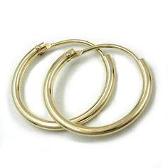 EARRINGS, HOOP, 15MM, 9K GOLD, NEW DEcus NObilis, http://www.amazon.com/gp/product/B006FY32ZU/ref=cm_sw_r_pi_alp_fFRBqb04X19B0