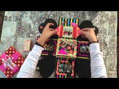 Explosion box / DIY / Handmake / กล่องของขวัญให้แฟน / Exploding box / Anniversary - YouTube