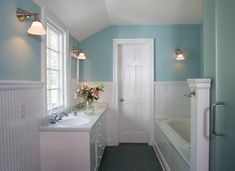 Cape Cod Decor love this blue color!!!! cape cod style home tour {what a charmer