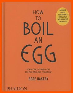 How to Boil an Egg: Poach One, Scramble One, Fry One, Bake One, Steam One - Kitchen gadgets (*Amazon Partner-Link)
