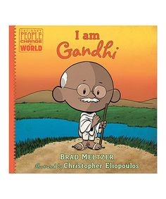 Take a look at this I Am Gandhi Hardcover today!