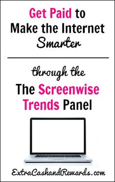 Sign up for the Google Screenwise Trends panel and get paid every week for helping to make the internet smarter. The income is completely passive -- all you have to do is install the app.