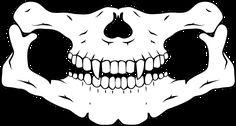 Skull Bandana Source by Jinshi0k.deviantart.com on @DeviantArt
