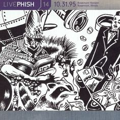 Saved on Spotify: Run Like An Antelope by Phish