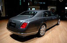 La berlina perfecta para los amantes de las grandes dimensiones - Salón del automóvil Ginebra 2012