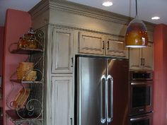 what color is this? How can I achieve on Pickled cabinets?