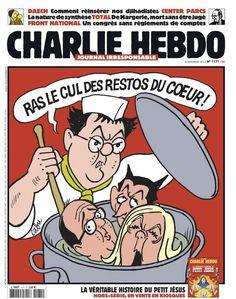 Charlie Hebdo - # 1171 - 26 Novembre 2014 - Couverture : Cabu