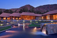 Hotel Tambo del Inka a Luxury Collection Resort and Spa - Cusco #HotelDirect info: HotelDirect.com