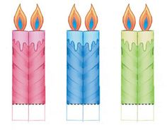 """HAPPY BIRTHDAY!  Create a birthday cake box with this free .pdf printable (2 pages).  It can be filled with trinkets, stickers, jokes, thoughts or """"special jobs""""."""