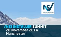 Conference and exhibition for NSI Installers