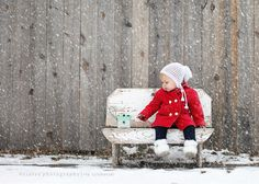 winter baby photos