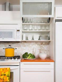 Cozinha pequena: ótimas ideias de decoração! - Blog Casa Decorada - Ideias para decorar sua casa!