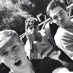Cody-Brett  Mason-Garrett  Dylan-Liam  Teen Wolf Season 4 #CantGoBack