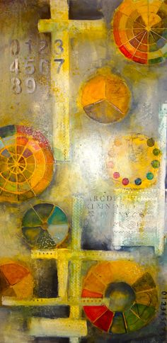 Mixed Media by Pam Carriker