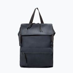 Image 1 of MINIMALIST BACKPACK from Zara