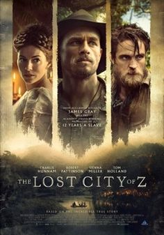 Watch Stream The Lost City Of Z : Summary Movies A True-life Drama In The Centering On British Explorer Col. Percy Fawcett, Who. Films Hd, Hd Movies, Movies To Watch, Movies Online, Nice Movies, Film Watch, Site Pour Film, Lost City Of Z, Movie Synopsis
