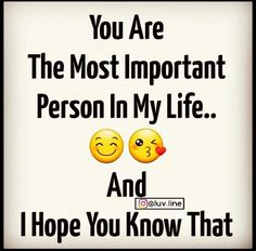 I really hope u know love u bff
