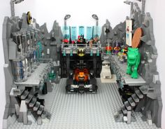 MOC Batcave by Poyou                                                                                                                                                                                 More